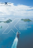 Celebrity Cruises janvier 2017 à avril 2018